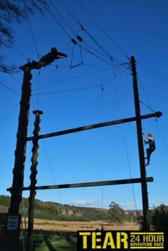 High Ropes TEAR 2013