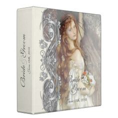 Elegant Silver Scroll Wedding Planner Binder - 1 #bride #wedding #weddingplanner