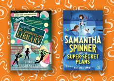 These two fantastic authors know a lot about books that pull tweens into the action and keep them guessing right until the very end.