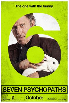 """7 Psychopaths; Tom Waits - """"The one with the bunny"""""""