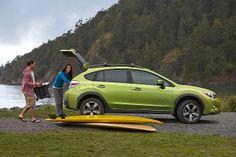 Subaru XV Crosstrek Hybrid (dream car)