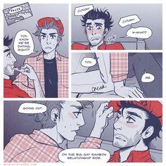 Sterek Pizza AU Page 3 by llllucid.deviantart.com on @deviantART