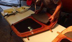 Camping Trailer Diy, Suitcase, Briefcase