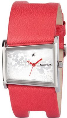 Fastrack Red
