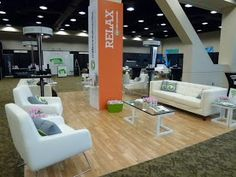 Refresh and Relax in the lounge at Seattle Interactive Conference 2013!
