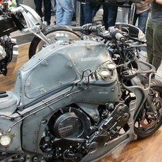 BMW K1600 Juggernaut