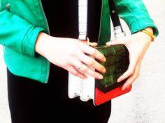 Bag How To Wear, Bags, Fashion, Handbags, Moda, La Mode, Dime Bags, Fasion, Lv Bags
