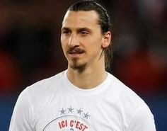 Zlatan Ibrahimovich Arrives for the World Cup 2014