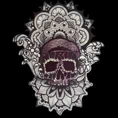 Skull Mandala series is a Tank Top designed by vsoar182 to illustrate your life and is available at Design By Humans