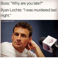 #LyingLochte #LochteGate #LOL