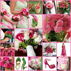 Google Image Result for http://keentobeseen.net/19%20keentobeseen%20hot%20pink%20green%20watermelon%20wedding.jpg