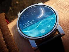 Sleep Track Android Wear by Alexis Diaz