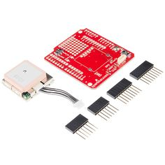 SparkFun GPS Shield Kit (Scheduled via TrafficWonker.com)
