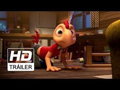 Genial! :D  CONDORITO La Película | Teaser Primer Trailer