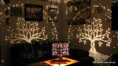 Светильники из фанеры от Pranaya Design
