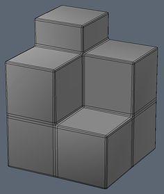 Subdivision Tips – Hard Surface Modelling IV | Blaizer Blog