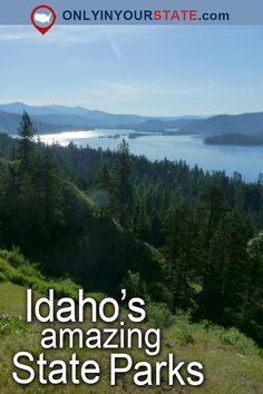 These 9 State Parks In Idaho Will Knock Your Socks Off - Travel Vacation Trips, Vacation Spots, Day Trips, Vacation Ideas, Island Park Idaho, State Parks, Places To Travel, Places To Visit, Travel Destinations