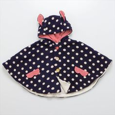 polka dot poncho (Must find for Sofia!!!!)