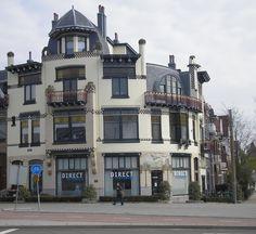 still Jugendstil, Arnhem, Netherlands