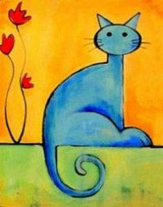 Blue Cat (99 pieces)