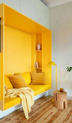 Home Interior Contemporary White And Yellow Interior Design: Tips With Images To Get It Right.Home Interior Contemporary White And Yellow Interior Design: Tips With Images To Get It Right Interior Design Tips, Interior Design Living Room, Interior Decorating, Design Ideas, Design Blogs, Design Trends, Decorating Tips, Colorful Interior Design, Design Basics