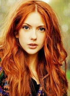 Ebb Zingmark, Hair Colors, Red Heads, Red Hair, Hairs, Copper Hair, Redheads, Redhair