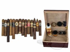 BCP All in One Kit Various Sized Cigars—14 Cigars - Best Cigar Prices