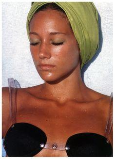 Marisa Berenson - Slim Aarons, 1968
