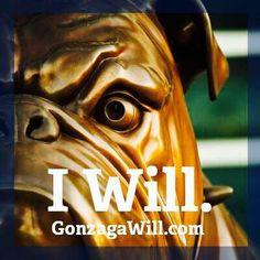 #GonzagaWill