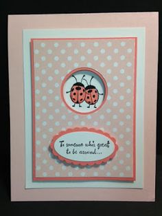 Love You Lots, In the Meadow, Love and Anniversary Card, Stampin' Up!, Rubber Stamping, Handmade Cards