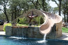 Outdoor Fun, Outdoor Spaces, Outdoor Living, Outdoor Decor, Swimming Pool Slides, Swimming Pools, Pool Warehouse, Smith Gardens, Water Delivery