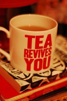 Just Tea <3