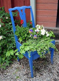 Tee se itse -ideoita puutarhaan : helmikuuta 2013