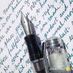 The Gold Standard: Nemosine Singularity Demonstrator Fountain Pen Review