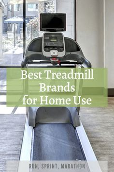 Finding the right treadmill for your personal needs can be quite challenging, in this article we look at the best treadmill brands for home use. Best Treadmill For Running, Marathon, Treadmill Brands, Folding Treadmill, Good Treadmills, Bad Knees, Jogging, Runners, Small Spaces