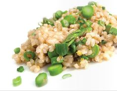Quick and Healthy Asparagus Risotto Recipe