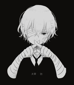 When people ask you if you're ok Sad anime girl Yandere, Dibujos Dark, Gintama, Dark Art Illustrations, Anime Lindo, Estilo Anime, Dazai Osamu, Sad Art, Manga Boy
