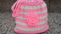 tutoriales de capelinas para nenas tejidas a crochet - YouTube