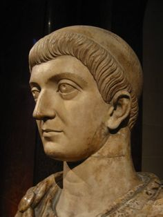 Constantine the Great (272-337 AD). First Roman emperor to convert to Christianity. Constantine and co-emperor Licinius issued the Edict of Milan, which allowed religious freedom in the empire. He won the civil wars against Maxentius and Licinius. He moved to Byzantium, which he named New Rome. This location was later named Constantinople in his honor.