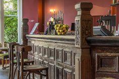 Jolyons Cardiff #BoutiqueHotel #Interiors #Bar