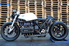 BMW K100 Turbo.