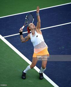 Bethanie Mattek-Sands at the 2016 BNP Paribas Open #BethanieMattekSands #tennis