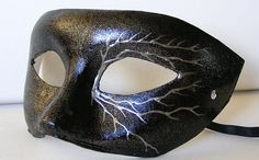 male masquerade masks