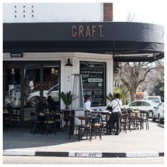 Craft Eatery, Parkhurst 4th Avenue, Johannesburg. Images by Marsel Roothman