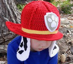 Image result for free paw patrol crochet pattern