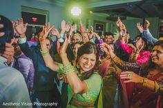 Indian wedding celebration. http://www.maharaniweddings.com/gallery/photo/106956