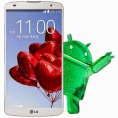 LG G Pro 2 mendapatkan update Android v5.0 Lollipop