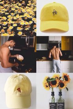I would want Gray to cook for me.