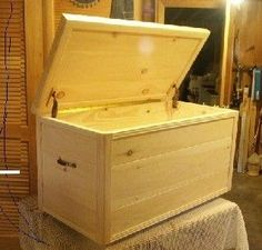 This link also takes you to plans for a hope chest or for Hope chest plans pdf