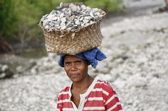 Carrying Stones in Suai Loro, Timor-Leste by United Nations Photo, via Flickr